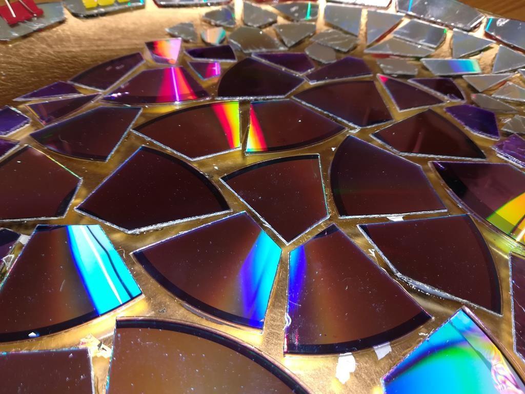 DVD-Mosaik
