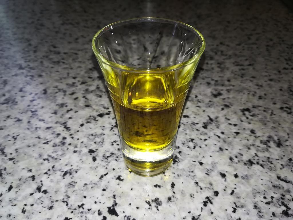 Stamperl Olivenöl